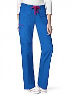'WonderFLEX' 'Joy' Denim-Style Straight Pant