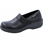 """""""NOLA"""" Leather Step-In Shoe"""