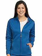 Bonded Fleece Med Tech Jacket