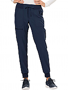 The Jogger Low Rise Tapered Leg Pant