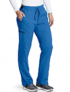 'Spandex Stretch' 3-Pocket Logo Waist Cargo Pant