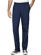 Men's Flat Front Cargo Pocket Pant