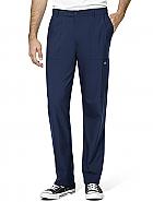 Men's Flat Front Cargo Pocket Pant