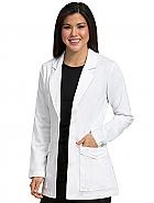 "Women's 31"" Mid Length Lab Coat"