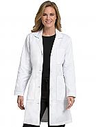"Women's 37"" Doctor Length Lab Coat"
