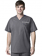WonderFLEX 'Honor' Men's V-Neck Top w/ Alliance Logo