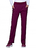 Mid Rise Tapered Leg Pant