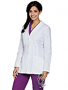"'Grey's Anatomy' 30"" Notch Collar Women's Lab Coat"