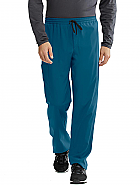 'Motion' Men's Jake 4-Pocket Drawstring Waist Scrub Pants