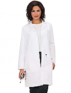 "'Riley' Unisex 38"" Lab Coat"