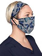 Print Headband & Mask Combo