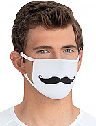 Reversable Knit Fashion Mask