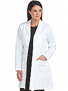 "Women's 'Sophia' Empire Waist 32"" Lab Coat"