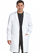 "Men's 38"" Long Herringbone Lab Coat"