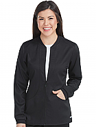 'Touch' Women's Performance Zip-Front Warm Up