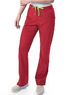 Women's Modern 1/2 & 1/2 Straight Leg Pants