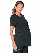 Maternity Crossover V-Neck Tunic