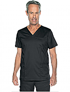 Men's V Neck 4-Pocket Top