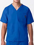 Men's Raglan Solid 5 Pocket Top